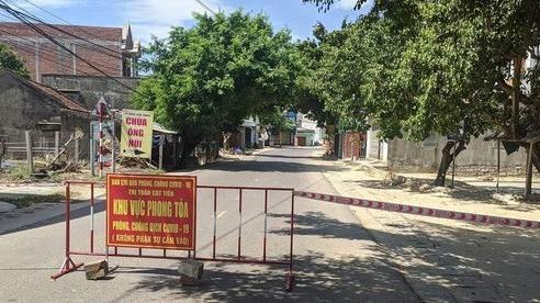 Bình Định: Phát hiện nhiều người nhiễm SARS-CoV-2 liên quan chợ đầu mối Gò Bồi