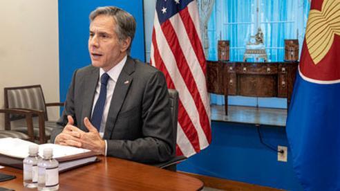 Mỹ củng cố quan hệ với ASEAN