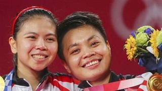 Indonesia giành Huy chương vàng môn cầu lông