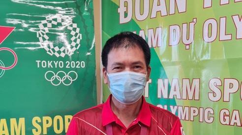 Trưởng đoàn Trần Đức Phấn: Olympic còn là đấu trường lớn với thể thao Việt Nam