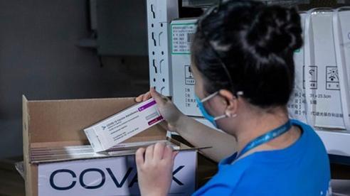 Thêm gần 1,2 triệu liều vắc xin AstraZeneca đã về Việt Nam
