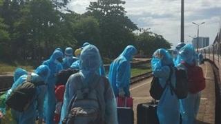 Quảng Trị sẽ tiếp tục đón người dân gặp khó khăn do COVID-19 tại một số tỉnh, thành phía Nam về quê