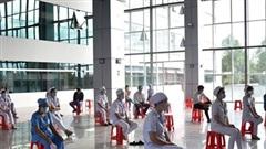 Thiết lập vùng cách ly y tế Bệnh viện Đa khoa tỉnh Sóc Trăng 14 ngày