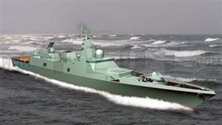 Công bố thời gian đóng siêu hạm Dự án 22350M