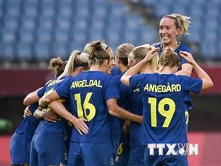 Olympic: Những màn phục thù được chờ đợi tại bán kết môn bóng đá nữ
