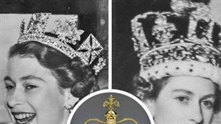 Những điều thú vị về vương miện của Nữ hoàng Anh