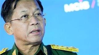 Tướng Min Aung Hlaing làm Thủ tướng Myanmar