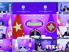 ASEAN tái khẳng định cam kết đối phó với COVID-19 và thiên tai
