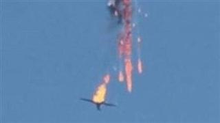 Lộ video Bayraktar bị bắn hạ tại Syria?