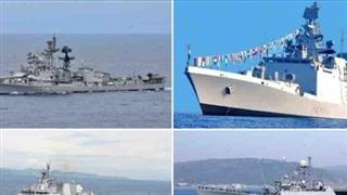 Lý do Ấn Độ cử nhóm tàu tác chiến hải quân đến Biển Đông