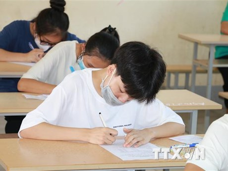TP.HCM thực hiện xét tuyển vào lớp 10 năm học 2021-2022