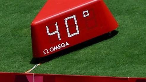 Nhiều vận động viên Olympic đối diện với nguy cơ 'sốc nhiệt' do nắng nóng kéo dài