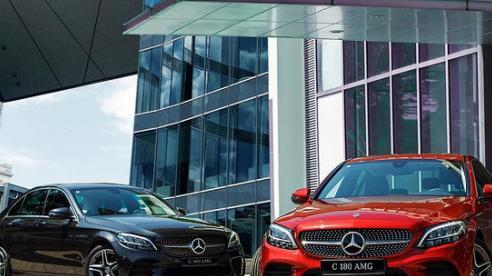Giá xe ô tô Mercedes tháng 8/2021: Tặng 2 năm bảo dưỡng miễn phí