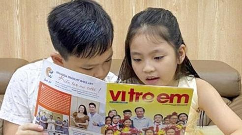 Báo điện tử Dân sinh ra mắt chuyên trang ''Vì trẻ em'' vào cuối tháng 8-2021