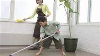 Dạy con sắp xếp công việc bằng trò chơi làm chủ gia đình