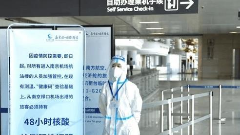 Trung Quốc đối mặt dịch Covid-19 bùng phát trầm trọng nhất sau nhiều tháng