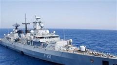 Đức lần đầu điều chiến hạm đi qua Biển Đông sau 20 năm