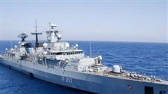Tàu chiến Đức lên đường tới Biển Đông lần đầu tiên sau 20 năm