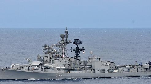 Ấn Độ điều nhóm tàu chiến tới Biển Đông và Tây Thái Bình Dương
