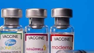 Đan Mạch tiêm AstraZeneca kết hợp với Pfizer-BioNTech hoặc Moderna
