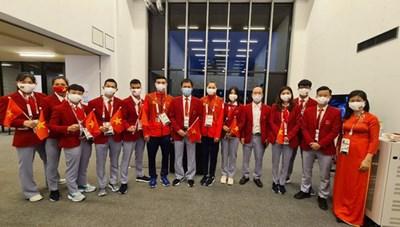 Olympic Tokyo: Đoàn Thể thao Việt Nam sẽ về nước vào ngày mai 4/8