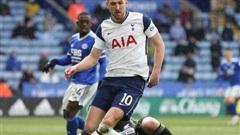 Harry Kane bỏ tập ở Tottenham, quyết chí đầu quân cho Man City