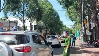 Phát hiện nhiều ca cộng đồng, TP Vũng Tàu kiểm soát gắt gao người ra đường