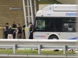 Một cảnh sát bị sát hại, phong tỏa Lầu Năm Góc