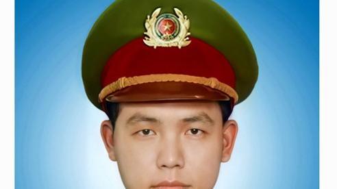 Chủ tịch nước truy tặng Huân chương Chiến công cho Đại úy công an hy sinh