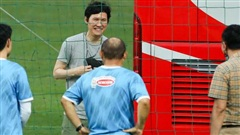 HLV Park Choong-kyun rút khỏi ban huấn luyện của tuyển Việt Nam