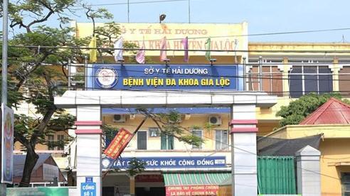 Hải Dương phong tỏa Trung tâm y tế huyện Gia Lộc