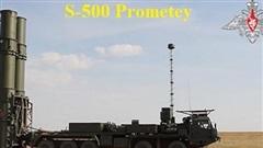 Trung Quốc thừa nhận HQ không thể sánh kịp S-500 Prometey
