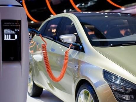 Giới trẻ Trung Quốc ngày càng quan tâm đến xe năng lượng mới