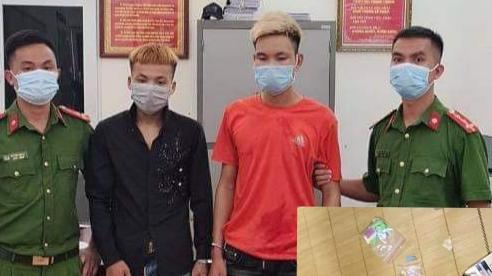 Hà Nội: 2 đối tượng đi lang thang mùa dịch, lộ 'ổ nhóm' ma túy ở Đông Anh