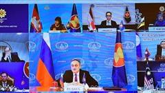 Tăng cường đối thoại và hợp tác, xây dựng lòng tin, đề cao các cơ chế do ASEAN chủ trì và dẫn dắt