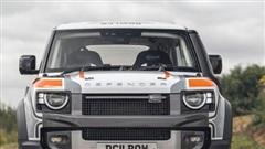 Chiêm ngưỡng Land Rover Defender phiên bản xe đua địa hình