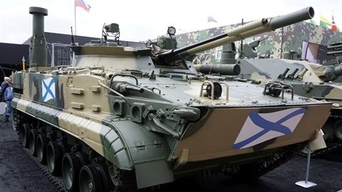 Báo Ukraine thừa nhận BTR-4 thua xa BMP-3F