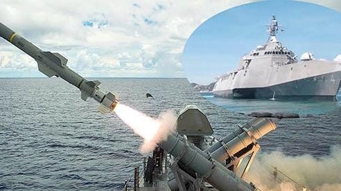 Mỹ chốt thương vụ bán 'sát thủ diệt hạm' cho Ấn Độ