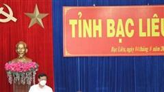 Bộ Y tế thành lập tổ hỗ trợ phòng chống dịch Covid-19 tại Bạc Liêu, Sóc Trăng, Cà Mau