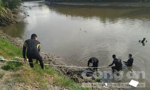 Câu cá giữa mùa dịch rồi rủ nhau bơi, một thanh niên chết đuối
