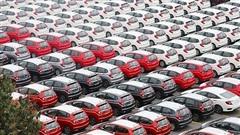 Bất chấp dịch bệnh, lượng ô tô nhập khẩu tăng mạnh trong tháng 7/2021