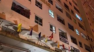 Bé gái 12 tuổi rơi từ tầng 12 tòa nhà HH4C Linh Đàm