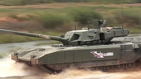NI: T-14 rất mạnh chỉ mình Abrams đối phó được