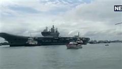 Ấn thử tàu sân bay tự đóng, đối phó mọi kịch bản