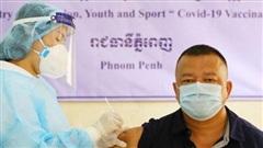 Campuchia mua thêm vaccine Astra Zeneca để tiêm mũi thứ 3