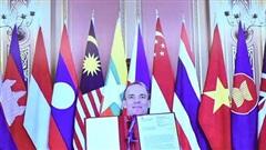 Anh trở thành Đối tác đối thoại đầy đủ của ASEAN