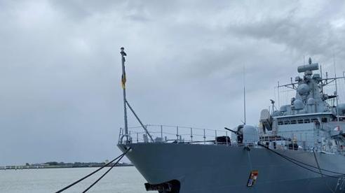 Việt Nam lên tiếng việc loạt tàu Đức, Anh, Ấn Độ tới Biển Đông