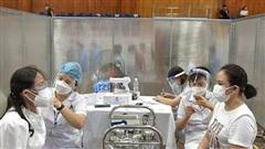 Đẩy nhanh tiến độ tiêm vắc-xin phòng Covid-19