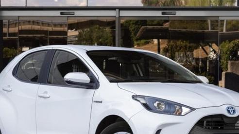 Toyota Yaris ECOVan ra mắt tại Tây Ban Nha, giá từ 27.587 USD