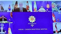Sẽ khởi động đàm phán FTA giữa ASEAN – Canada trong năm 2021